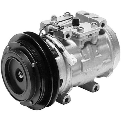 Picture of Denso 471-0131 Remanufactured A/C Compressor with Clutch