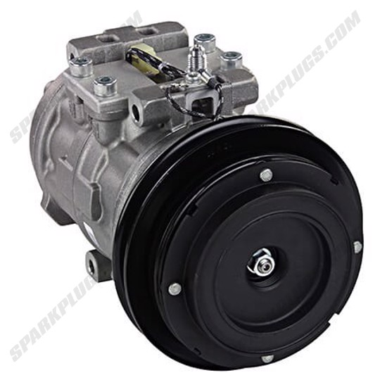Picture of Denso 471-0133 Remanufactured A/C Compressor with Clutch