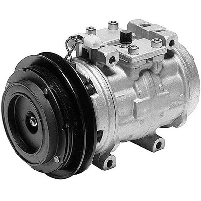 Picture of Denso 471-0134 Remanufactured A/C Compressor with Clutch