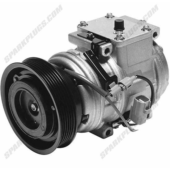 Picture of Denso 471-0158 A/C Compressor