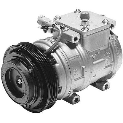 Picture of Denso 471-0163 A/C Compressor