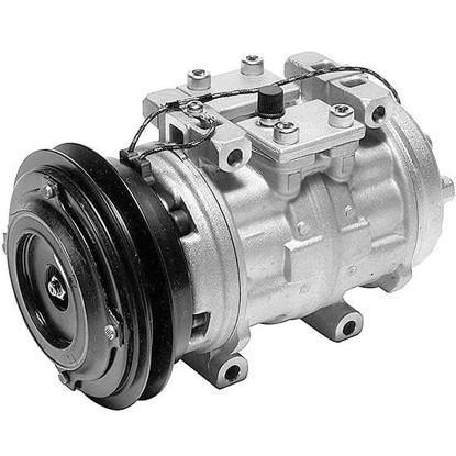 Picture of Denso 471-0170 Remanufactured A/C Compressor with Clutch