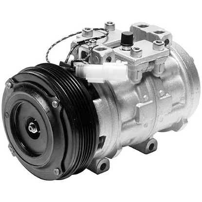 Picture of Denso 471-0179 Remanufactured A/C Compressor with Clutch