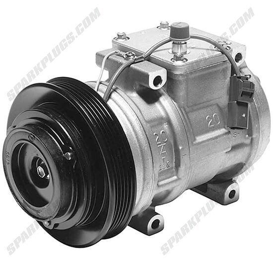 Picture of Denso 471-0182 A/C Compressor
