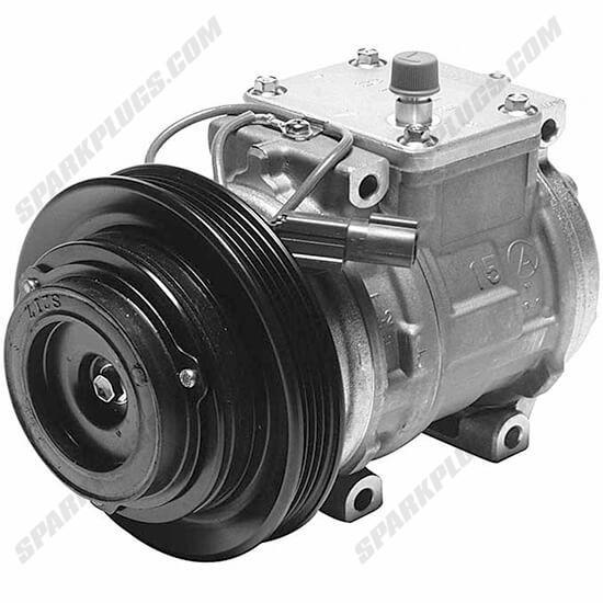 Picture of Denso 471-0193 A/C Compressor