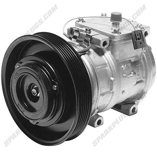 Picture of Denso 471-0198 A/C Compressor