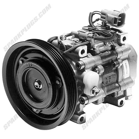 Picture of Denso 471-0207 A/C Compressor
