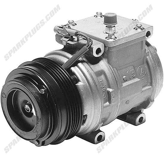 Picture of Denso 471-0222 A/C Compressor