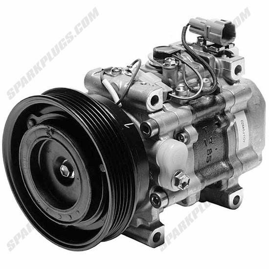Picture of Denso 471-0252 A/C Compressor