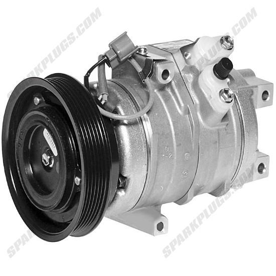 Picture of Denso 471-0256 A/C Compressor