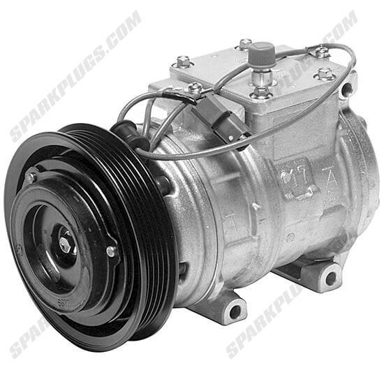 Picture of Denso 471-0257 A/C Compressor