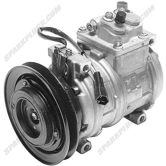 Picture of Denso 471-0268 New A/C Compressor with Clutch