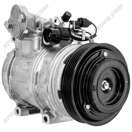 Picture of Denso 471-0270 New A/C Compressor with Clutch