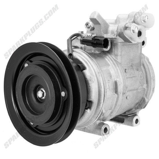 Picture of Denso 471-0273 New A/C Compressor with Clutch