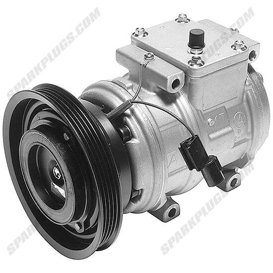Picture of Denso 471-0274 A/C Compressor