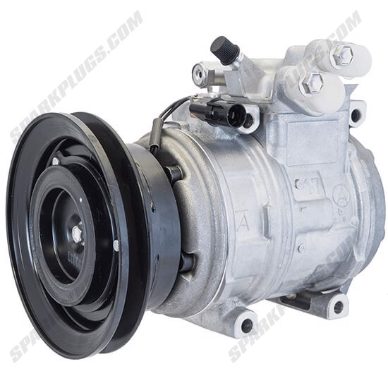 Picture of Denso 471-0275 New A/C Compressor with Clutch