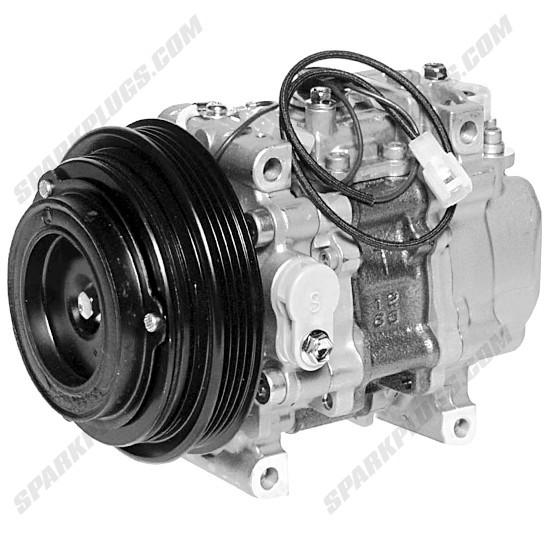 Picture of Denso 471-0284 A/C Compressor
