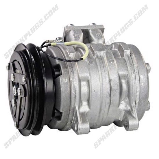 Picture of Denso 471-0294 Remanufactured A/C Compressor with Clutch
