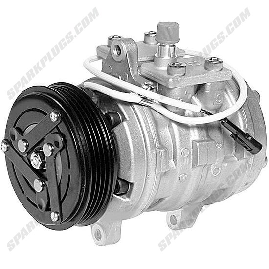 Picture of Denso 471-0296 Remanufactured A/C Compressor with Clutch