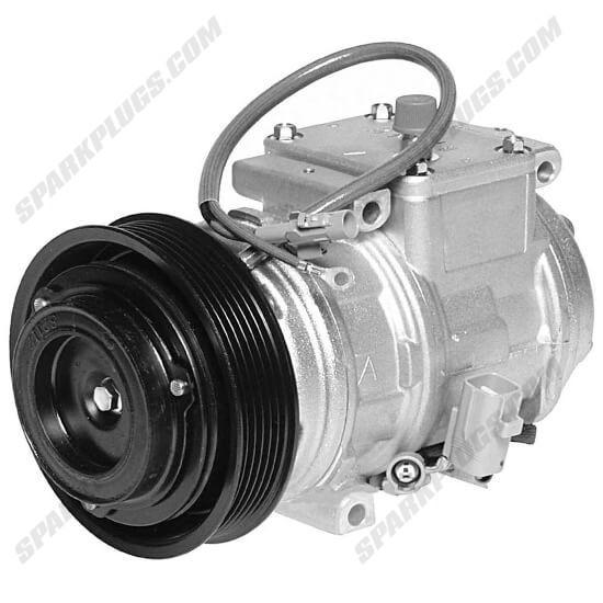 Picture of Denso 471-0312 A/C Compressor