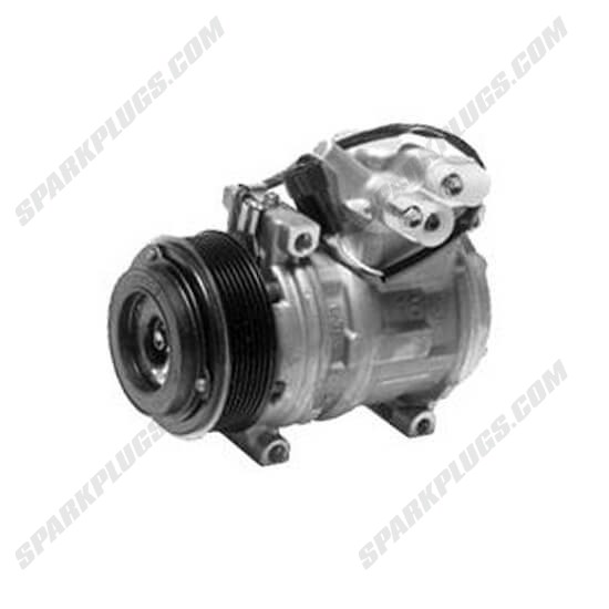 Picture of Denso 471-0354 New A/C Compressor with Clutch