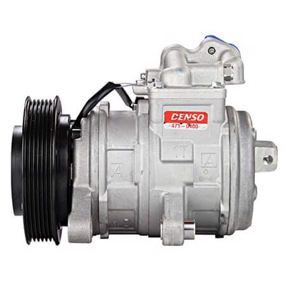 Picture of Denso 471-0400 New A/C Compressor with Clutch