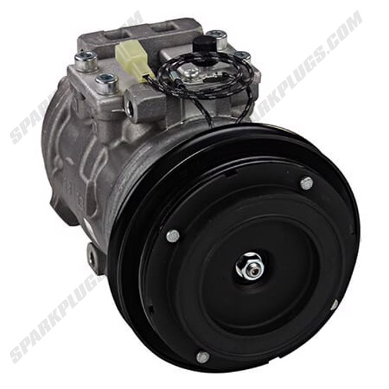 Picture of Denso 471-0430 Remanufactured A/C Compressor with Clutch