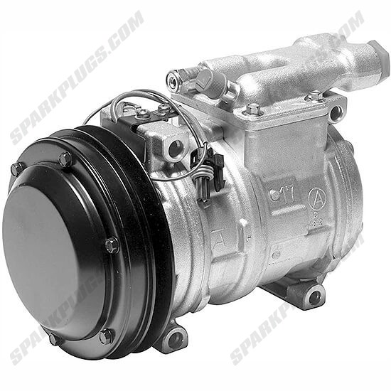 Picture of Denso 471-0447 New Heavy Duty A/C Compressor