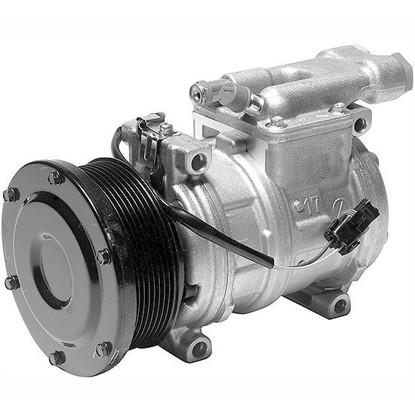 Picture of Denso 471-0452 New Heavy Duty A/C Compressor