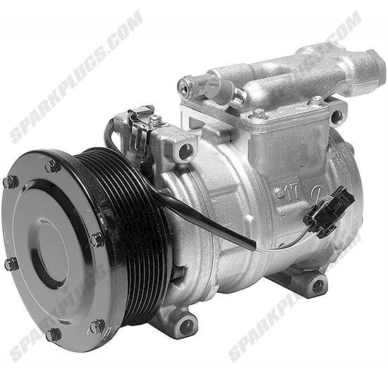 Picture of Denso 471-0452 New Heavy Duty A/C Compressor