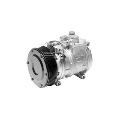 Picture of Denso 471-0454 New Heavy Duty A/C Compressor