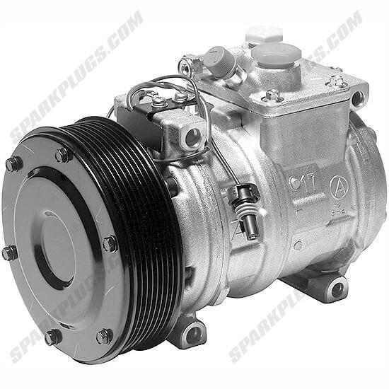 Picture of Denso 471-0455 New Heavy Duty A/C Compressor