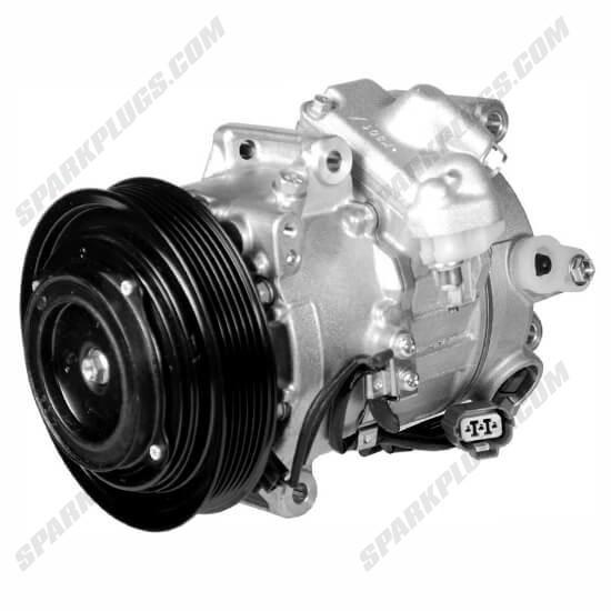 Picture of Denso 471-0493 A/C Compressor