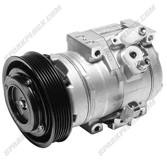 Picture of Denso 471-0538 A/C Compressor