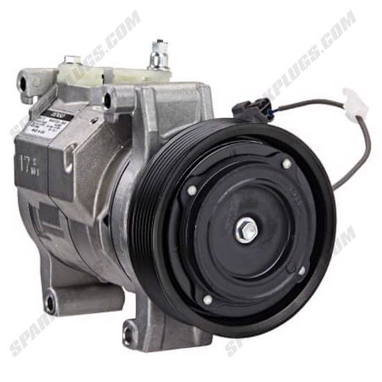 Picture of Denso 471-1004 New A/C Compressor with Clutch