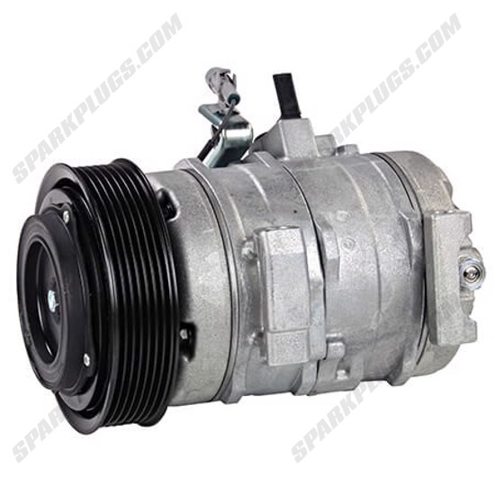 Picture of Denso 471-1006 New A/C Compressor with Clutch