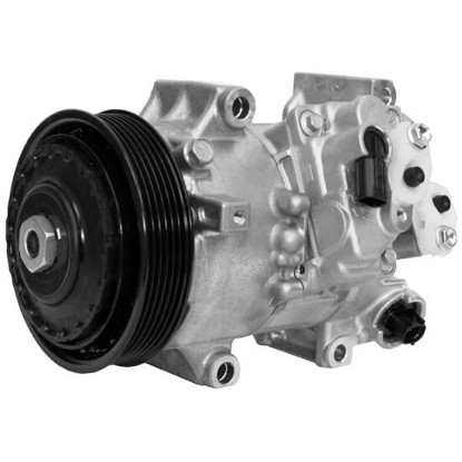 Picture of Denso 471-1023 New A/C Compressor with Clutch