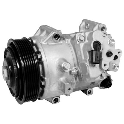 Picture of Denso 471-1024 New A/C Compressor with Clutch