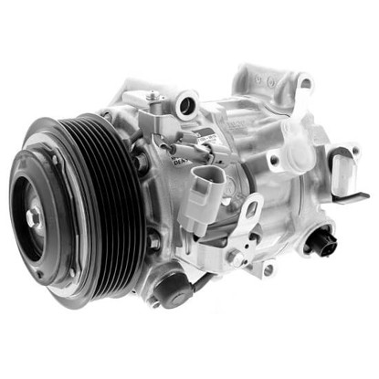 Picture of Denso 471-1045 New A/C Compressor with Clutch