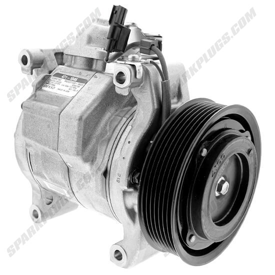 Picture of Denso 471-1046 New A/C Compressor with Clutch