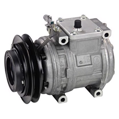 Picture of Denso 471-1141 New A/C Compressor with Clutch