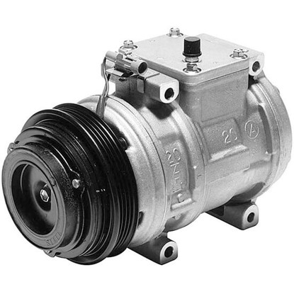 Picture of Denso 471-1149 New A/C Compressor with Clutch
