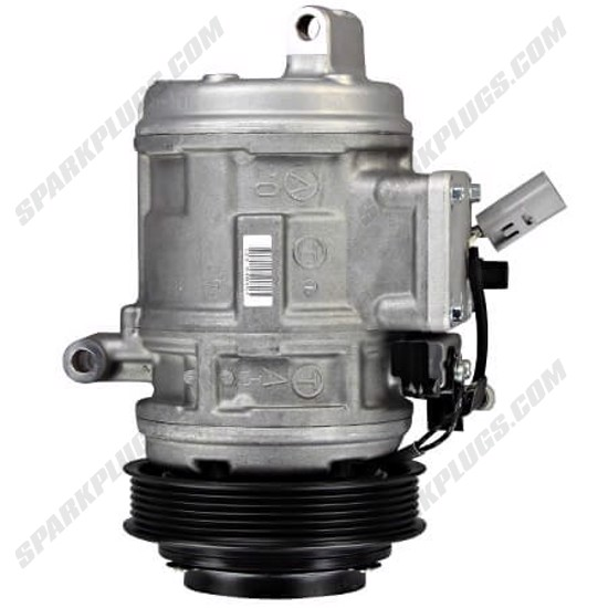 Picture of Denso 471-1150 New A/C Compressor with Clutch