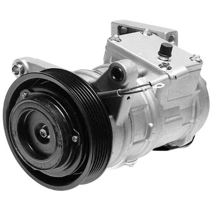Picture of Denso 471-1151 New A/C Compressor with Clutch
