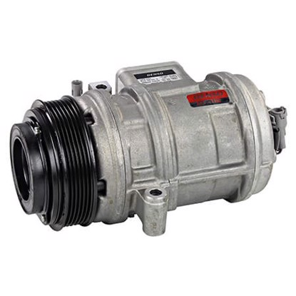 Picture of Denso 471-1162 New A/C Compressor with Clutch