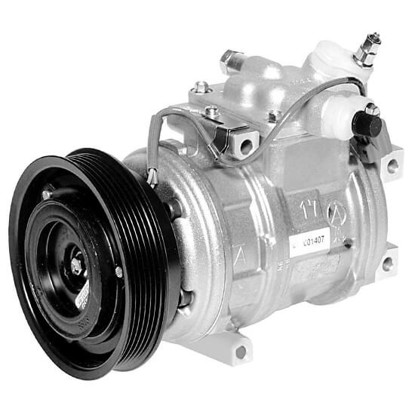 Picture of Denso 471-1188 New A/C Compressor with Clutch