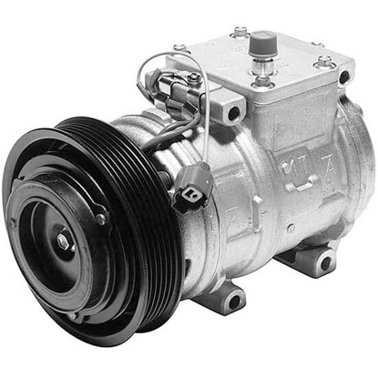 Picture of Denso 471-1200 New A/C Compressor with Clutch