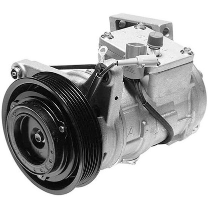 Picture of Denso 471-1205 New A/C Compressor with Clutch