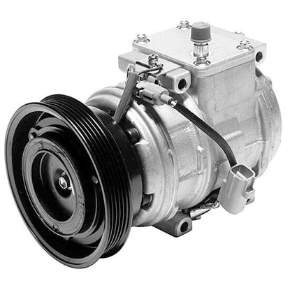 Picture of Denso 471-1217 New A/C Compressor with Clutch
