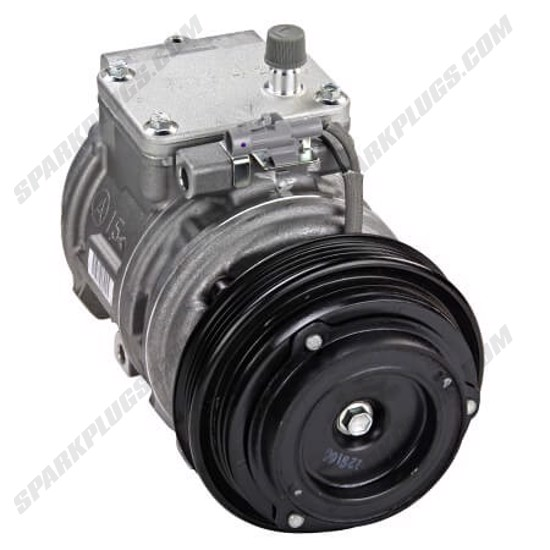 Picture of Denso 471-1218 New A/C Compressor with Clutch